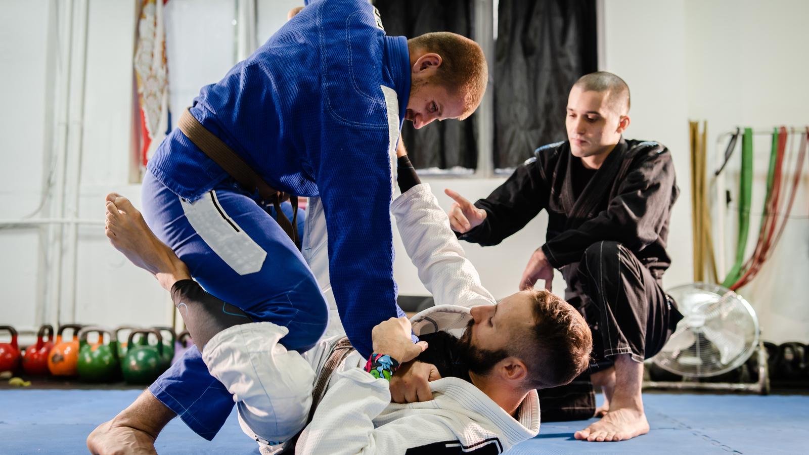 Beginner Jiu Jitsu in Greater St. Louis, MO